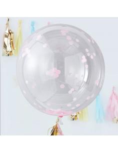 3-ballons-geants-transparents-avec-confettis-roses-a-l-intérieur-decoration-fetes