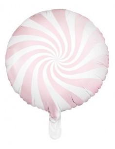 ballon-sucre-d-orge-rond-rose-pastel-en-aluminium