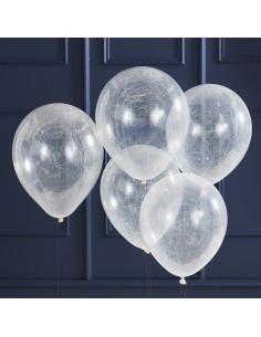 5-ballons-transparents-avec-fils-d-ange-argent