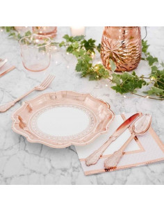 12-assiettes-baroques-rose-gold-deco-table-rose-gold