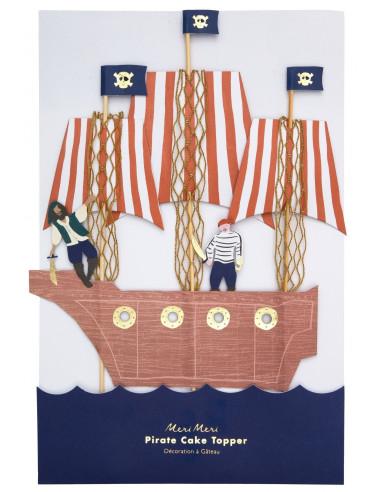 cake-topper-pirates-meri-meri-decoration-gateau-bapteme-anniversaire-pirates