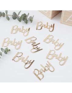 confettis-de-table-baby-dores
