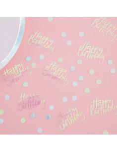 confettis-happy-birthday-irises-pastels-irises-argent-decoration-de-table-anniversaire