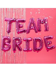 ballon-lettre-evjf-team-bride-rose-decoration-evjf