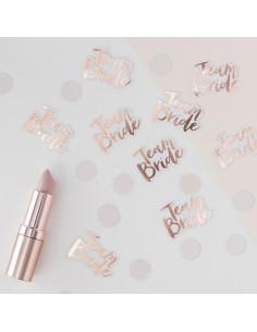 confettis-de-table-evjf-team-bride-rose-gold-deco-de-table-evjf