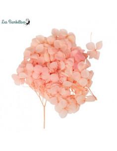 Mini Branches d'Hydrangea Roses Artificielles