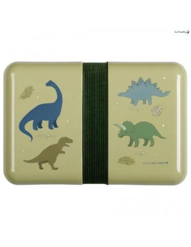 Boite à Gouter Dinosaures A Little Lovely Company