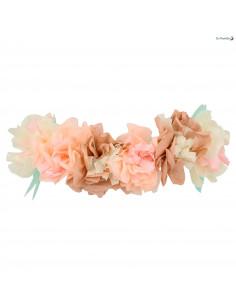 6 Couronnes de Fleurs en Papier Meri Meri