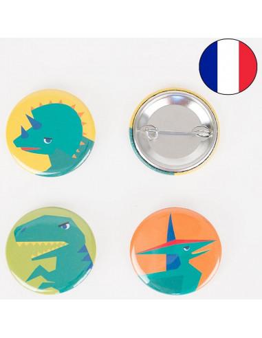 Badge Dinosaure My Little Day