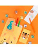 Badge Dinosaure My Little Day Petits Goodies Anniversaire