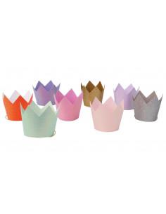 8-couronnes-pailletees-pastels-acidules-meri-meri-decoration-anniversaire-fille-deguisement