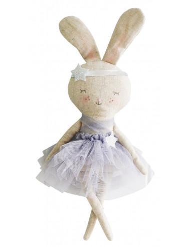 petite-poupee-lapin-millie-tutu-gris-alimrose-cadeau fille