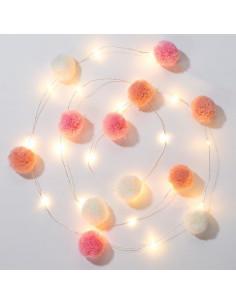 guirlande-lumineuse-leds-12-pompons-roses-blancs-peche-deco-fete-deco-chambre-fille