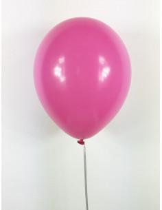 10 ballons roses en latex