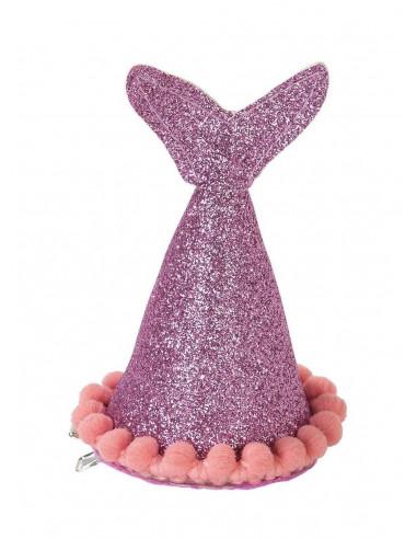 barrette-sirene-rose-paillettes-deguisement-sirene-anniversaire-sirene