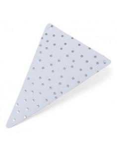 5-fanions-triangles-pois-argent-guirlande-fanion-deco-baby-shower-bapteme-anniversaire