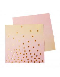 20-petites-serviettes-degradees-rose-peche-decoration-baby-shower-bapteme-anniversaire