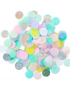 confettis-de-table-pastels-irises-decoration-de-table-baby-shower-bapteme-anniversaire