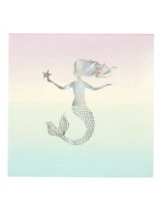 20-grandes-serviettes-sirenes-pastels-irisees-decoration-anniversaire-sirene