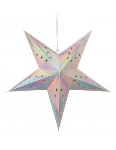 etoile-lanterne-en-carton-argent-irise-decoration-baby-shower-bapteme-anniversaire-mariage