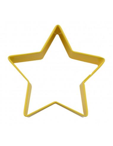 Emporte pièce étoile 6.5cms
