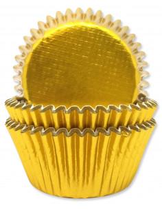 45-caissettes-cupcakes-dorees-decoration-gateau-baby-shower-bapteme-anniversaire