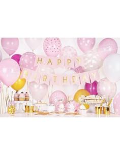 guirlande-rose-pastel-happy-birthday-dore-decoration-anniversaire-fille-rose-dore