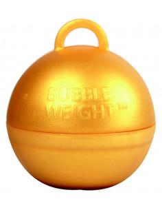 5 poids coloris or pour ballons gonflables