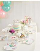 5-bougies-tetes-de-licorne-pastels-deco-anniversaire-licorne