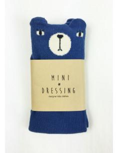 chaussettes Ours bleu mini dressing