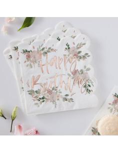 16-grandes-serviettes-fleurs-happy-birthday-rose-gold-decoration-de-table-anniversaire-boheme-chic