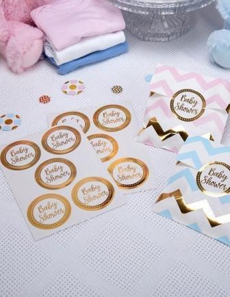 Stickers Baby Shower