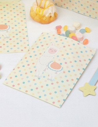 Pochette, Boite Cadeau Invité Baby Shower