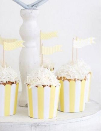 Kits Cupcakes, Caissettes Gateaux Baptême