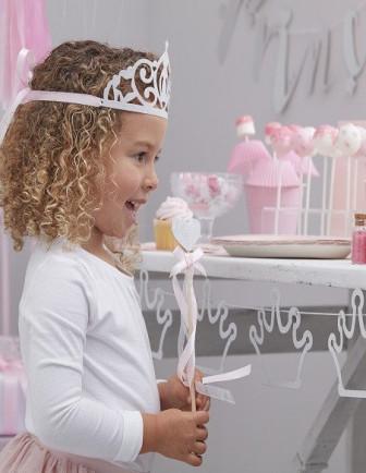 Anniversaire fille Thème Princesse