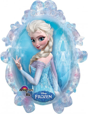 Anniversaire fille thème Reine des neiges