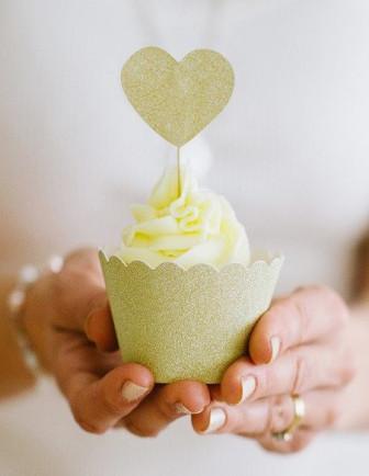 Caissettes Gateaux, Kit Cupcake Anniversaire