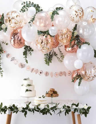 Mariage Tropical Chic