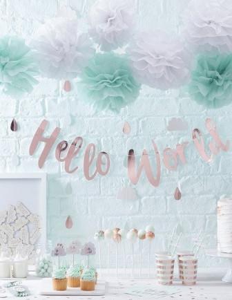 Baby Shower Hello World