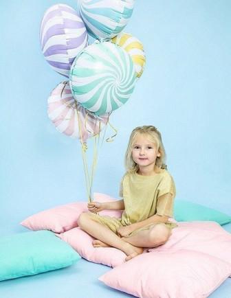 Ballons Anniversaire Enfant Métalliques Imprimés