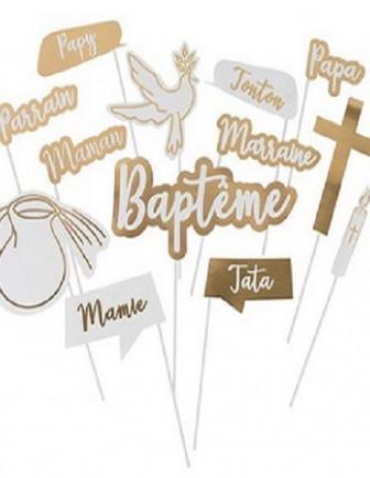 Photobooth Baptême