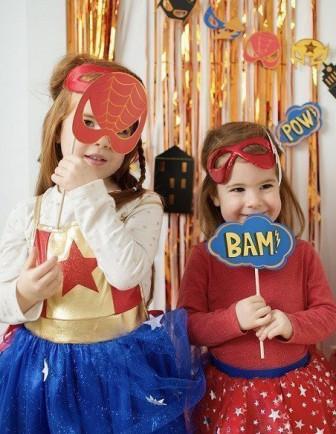 Accessoires Photobooth Anniversaire Enfant