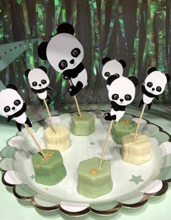 Baby Shower Thème Panda