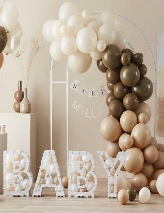 Kit Arche Ballon Baby Shower