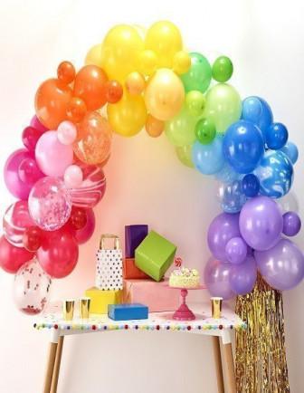 Arche Ballon Anniversaire