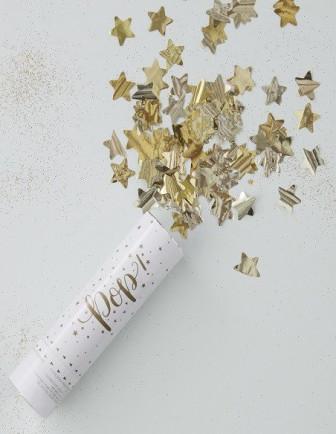 Canons à Confettis Anniversaire Adulte