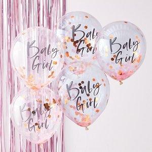 ballons-baby-shower-avec-confettis-ballons-baby-girl