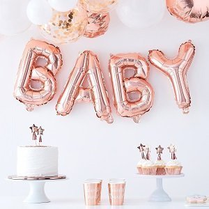ballons-baby-shower-lettres-messages-ballon-baby-rose-gold