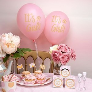 deco-baby-shower-theme-rose-pastel-et-or-ballons-it-s-a-girl