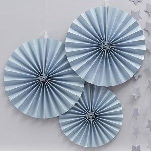 baby-shower-bleu-ciel-argent-rosaces